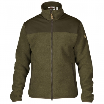 Fjällräven Forest Fleece Jacket M, Tamac